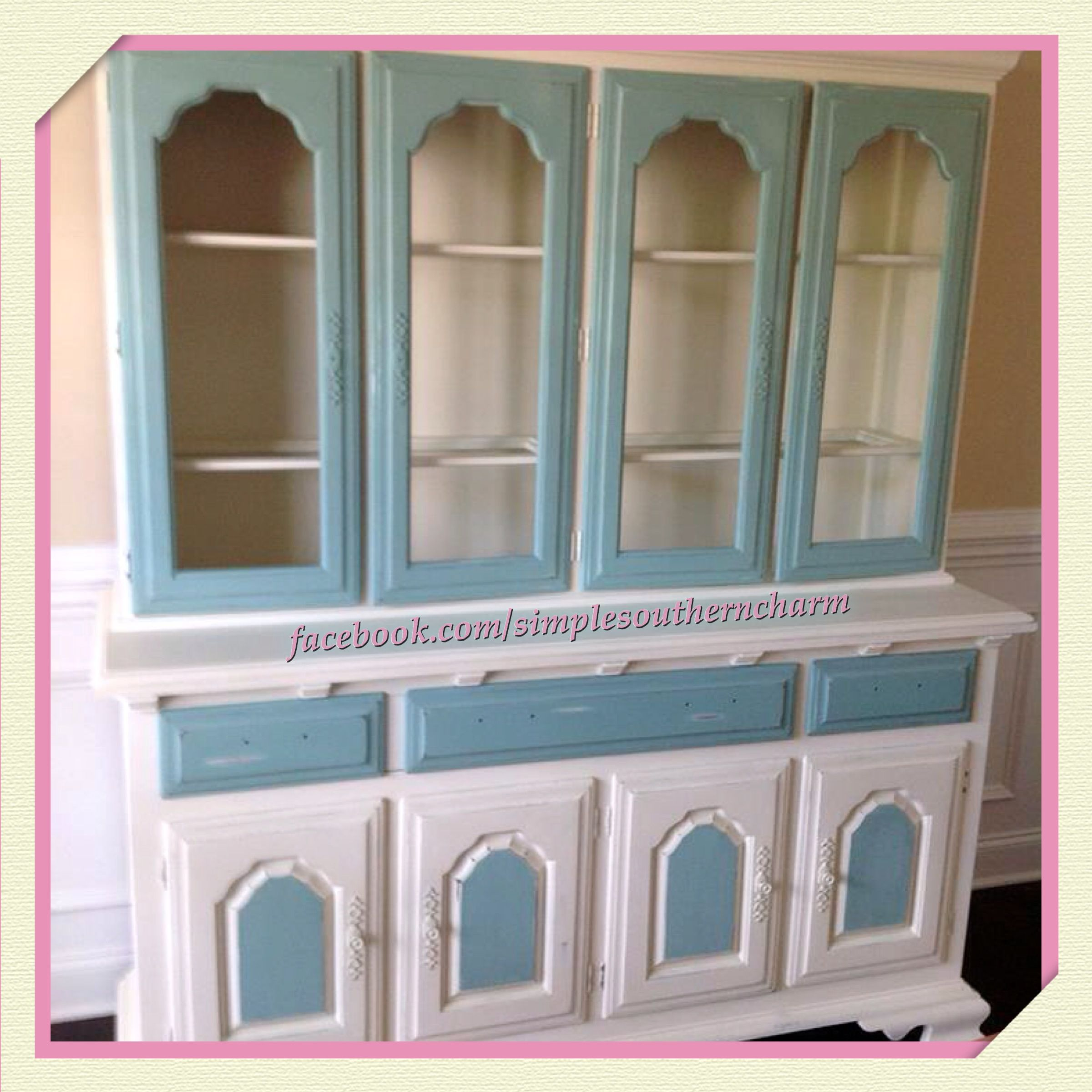 refinished howard cabinet painted in provincial pin china bauhaus step amy buff one linen french paint hutch with