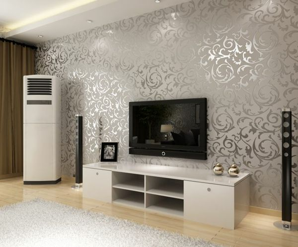 Farbpalette Wintertyp - Die Tendenzen für 2014 u2013 zum Winter geht - wohnzimmer grau silber