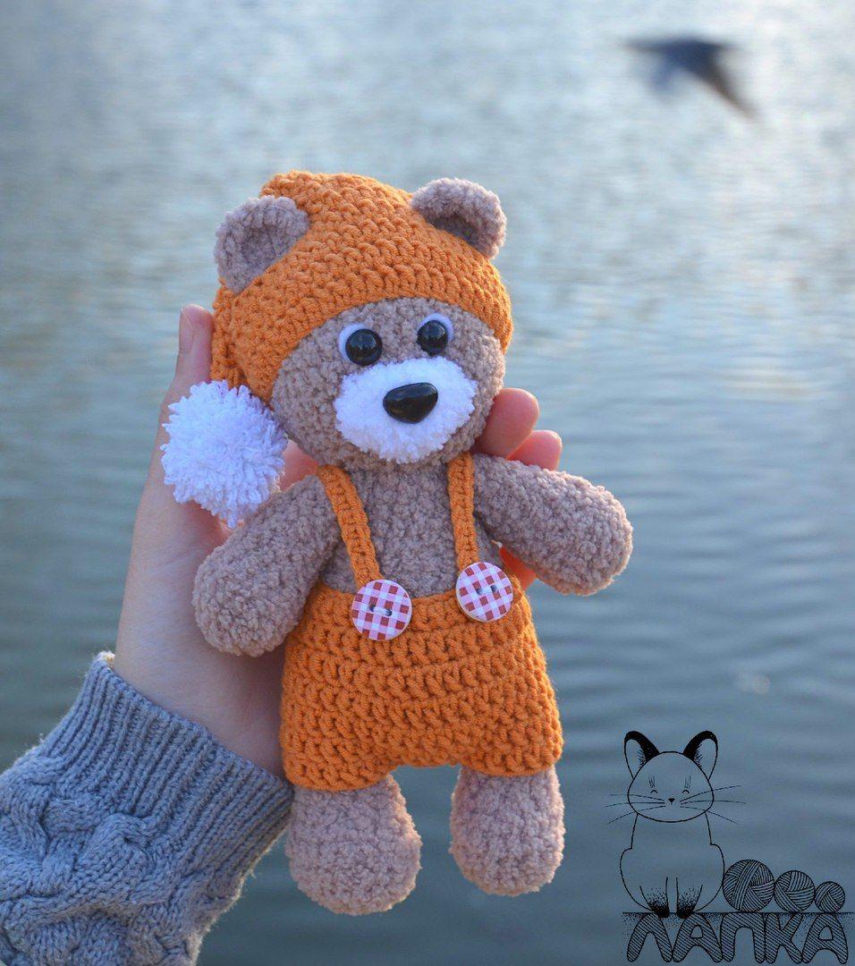 Beauty and Things (Вязаная игрушка, амигуруми) | VK | osos amigurumi ...