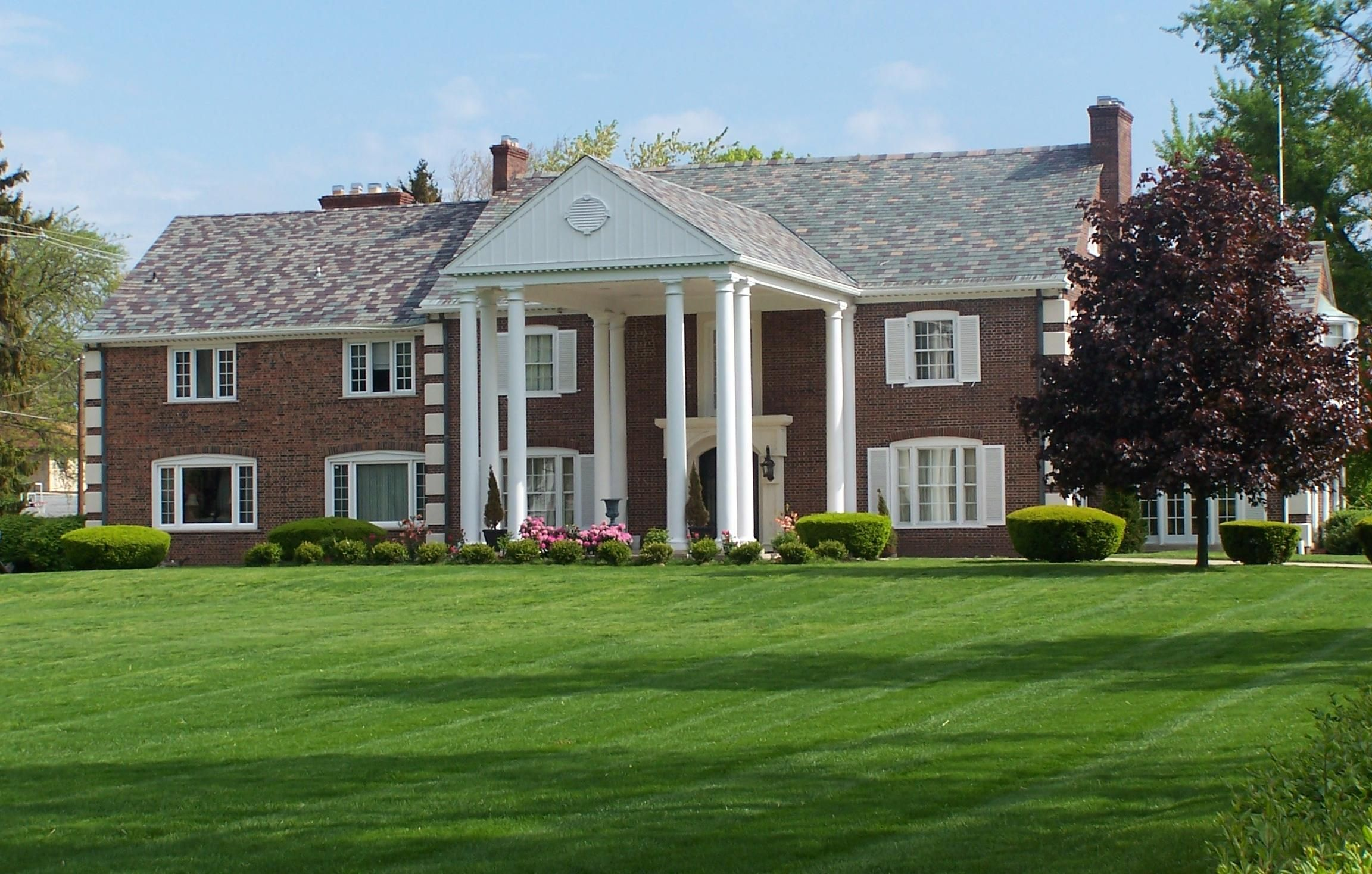 Mansion In Monroe Michigan Monroe Michigan Historic Homes Michigan