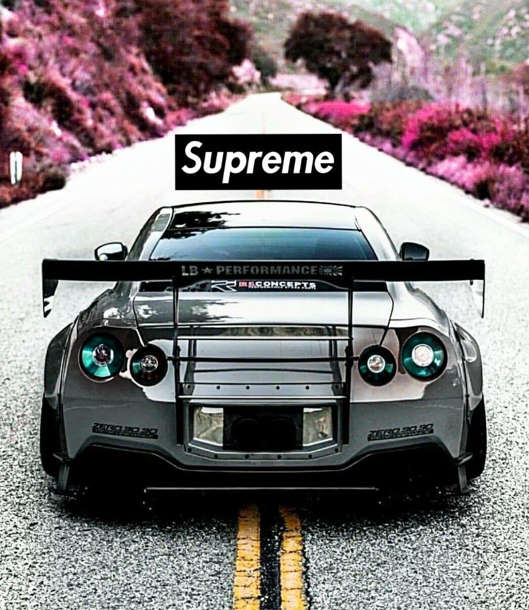 28++ Supreme wallpaper car Full HD
