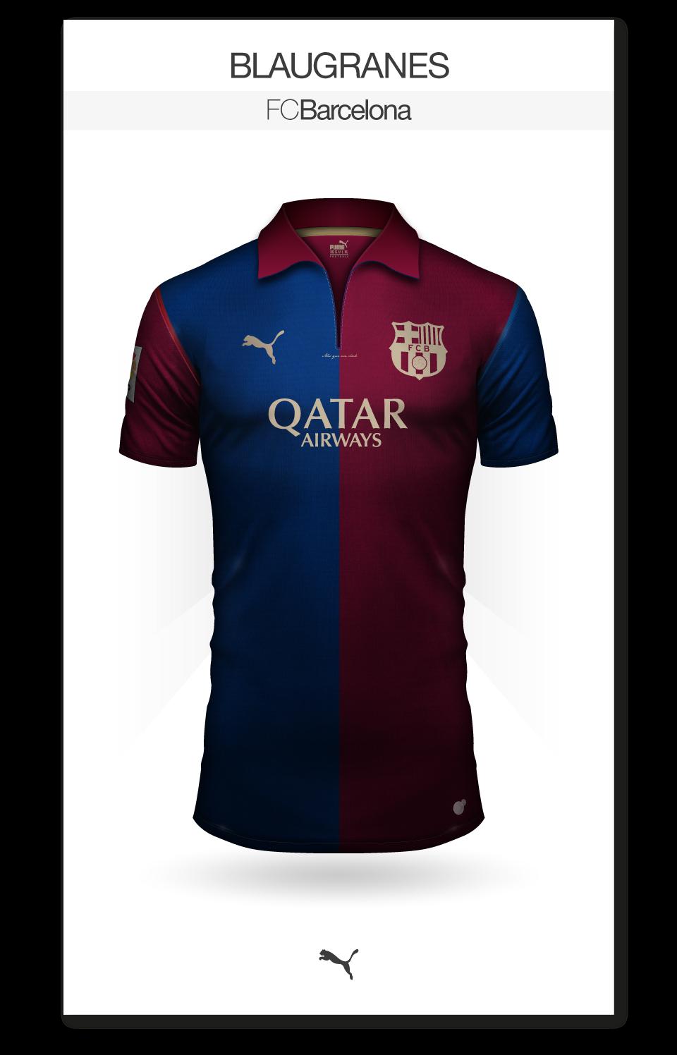 ecd9823113e La Liga Puma Concepts by Davide Lanave (Gallery) | FOOTY FAIR Soccer Shirts,