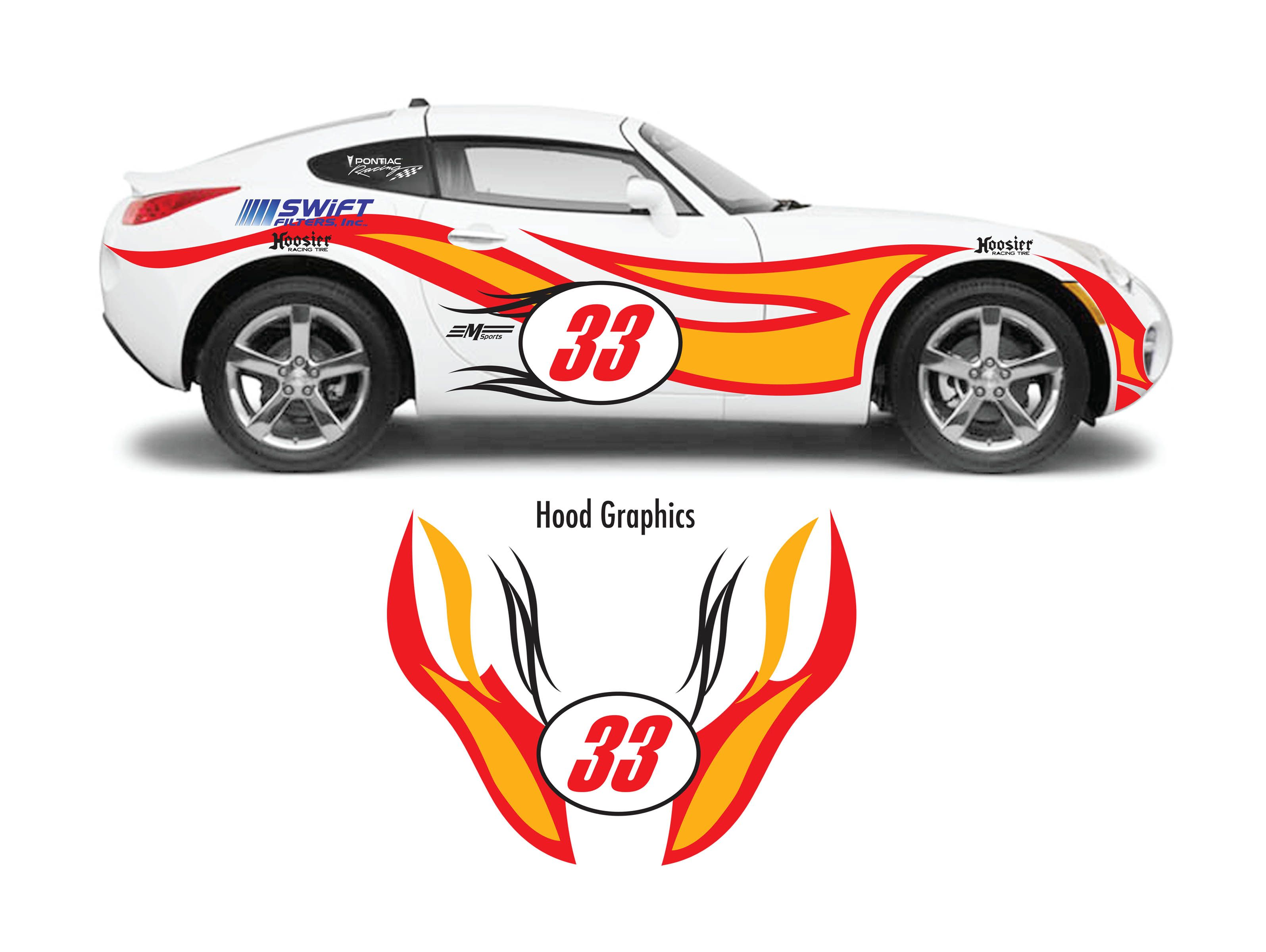 Created the car graphics for Bill Moore Racing~ the need for Speed ...