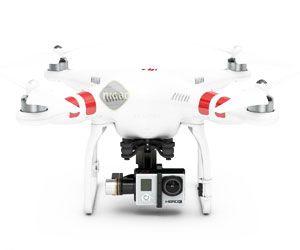 DJI Phantom 2 Quadcopter + Zenmuse H3-3D Gimbal [5580701]