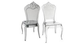 Chaises Plexiglass Et La Chaise Transparente Conforama Toujours A La Mode Chaise Transparente Chaise Plexi Design Transparent