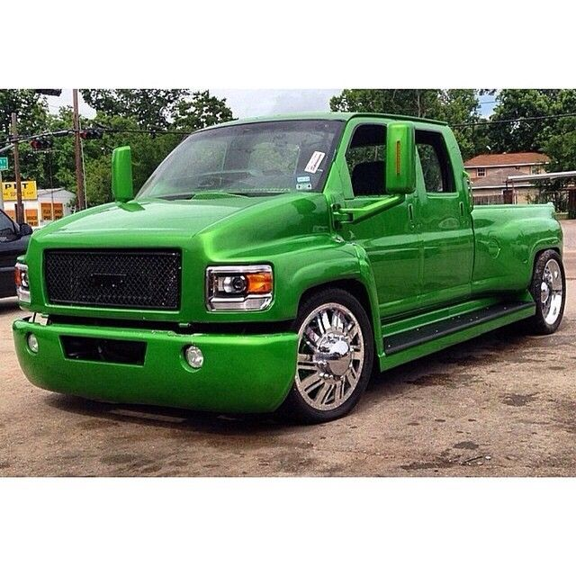 Gmc Topkick For Sale 4x4: Dually Trucks, Pickup