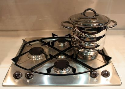 How To Shine A Stainless Stove Stainless Steel Cooktop Stainless Steel Cleaning Stainless Steel Stove