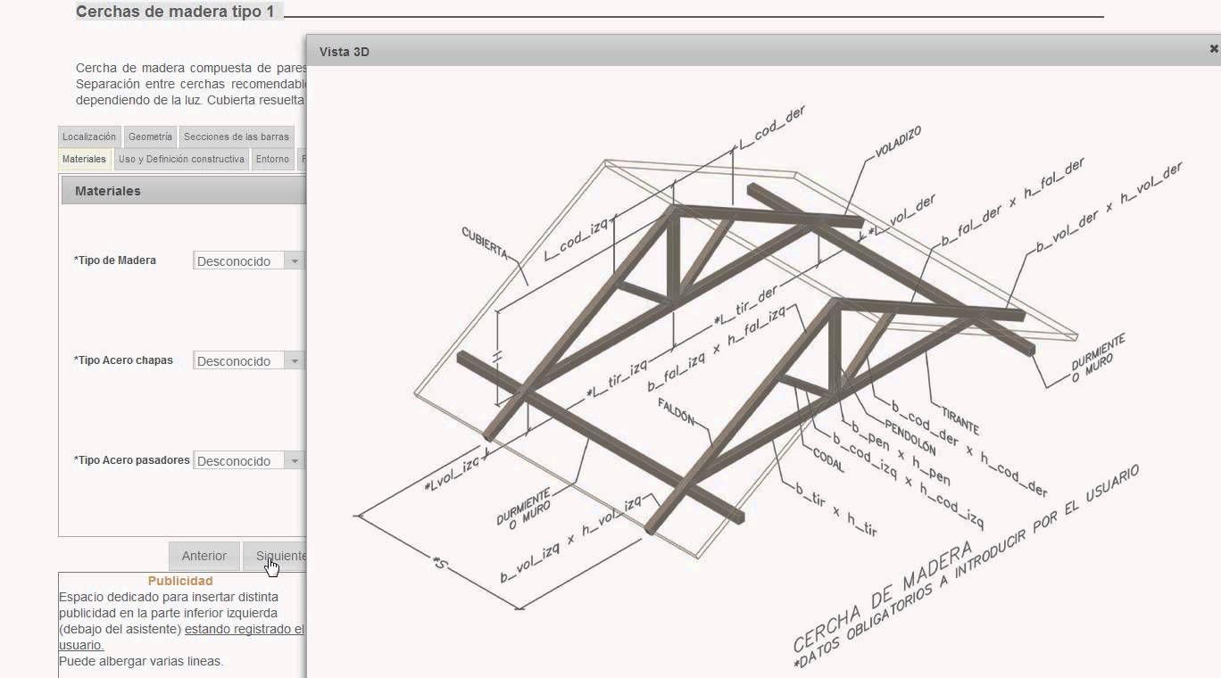 herramienta de cálculo de piso de madera