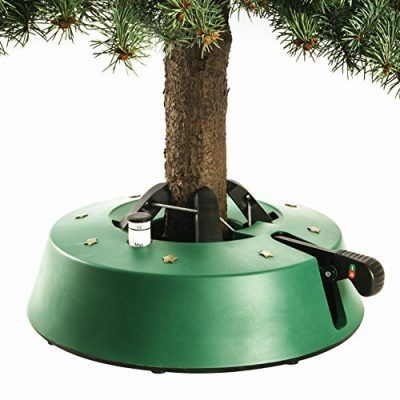 instatree large fast easy christmas tree stand holds tree up to 9 feet tall with to diameter trunk easy foot lever operation grip - Christmas Tree Stands For Large Trees