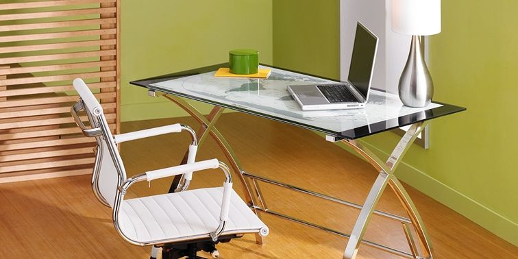 Save up to 65% on contemporary and traditional home office decor.