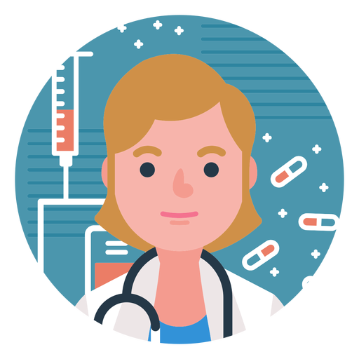 Character Doctor Woman Png Image Download As Svg Vector Eps Or Psd Get Character Doctor Woman Transparent Icon For Yo Character Got Characters Graphic Image