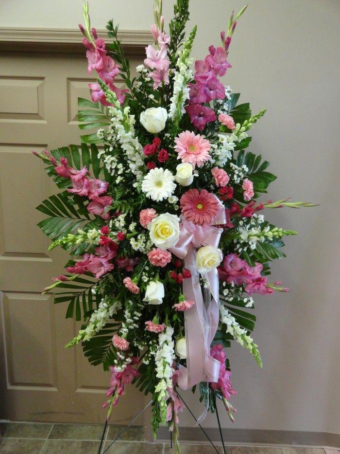 Large Spray Funeral Floral Arrangements Funeral Flower Arrangements Funeral Arrangements