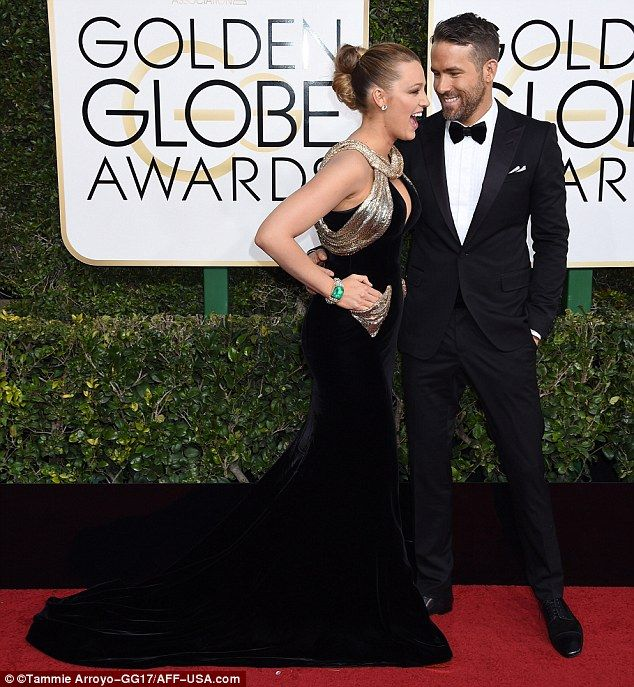 Red carpet romance:Ryan and Blake met while filming Green Lantern in early 2010, and the two began dating in October 2011 before they tied the knot in September 2012