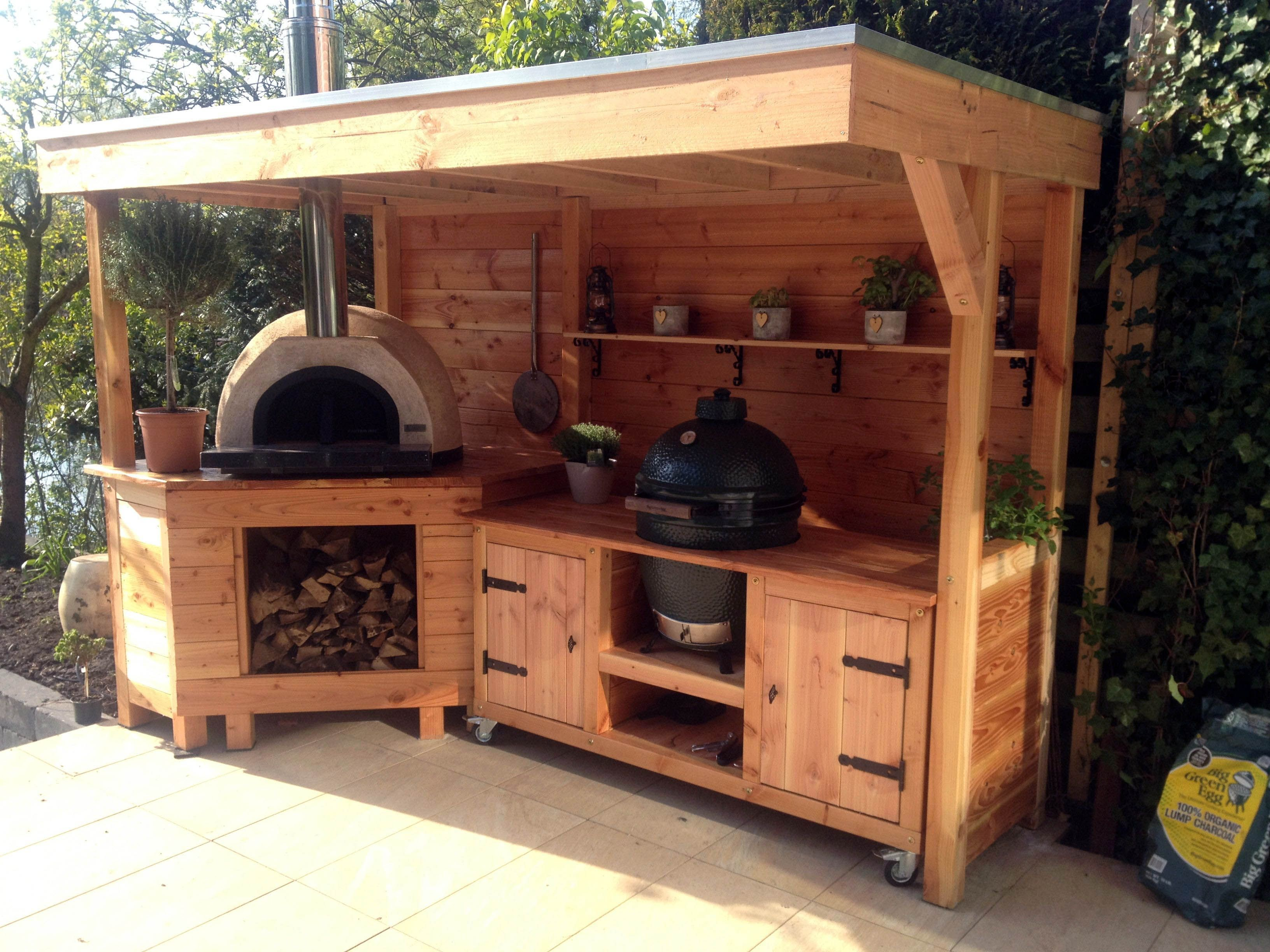 Fascinating Affordable Outdoor Kitchen Ideas Just On Indoneso Com