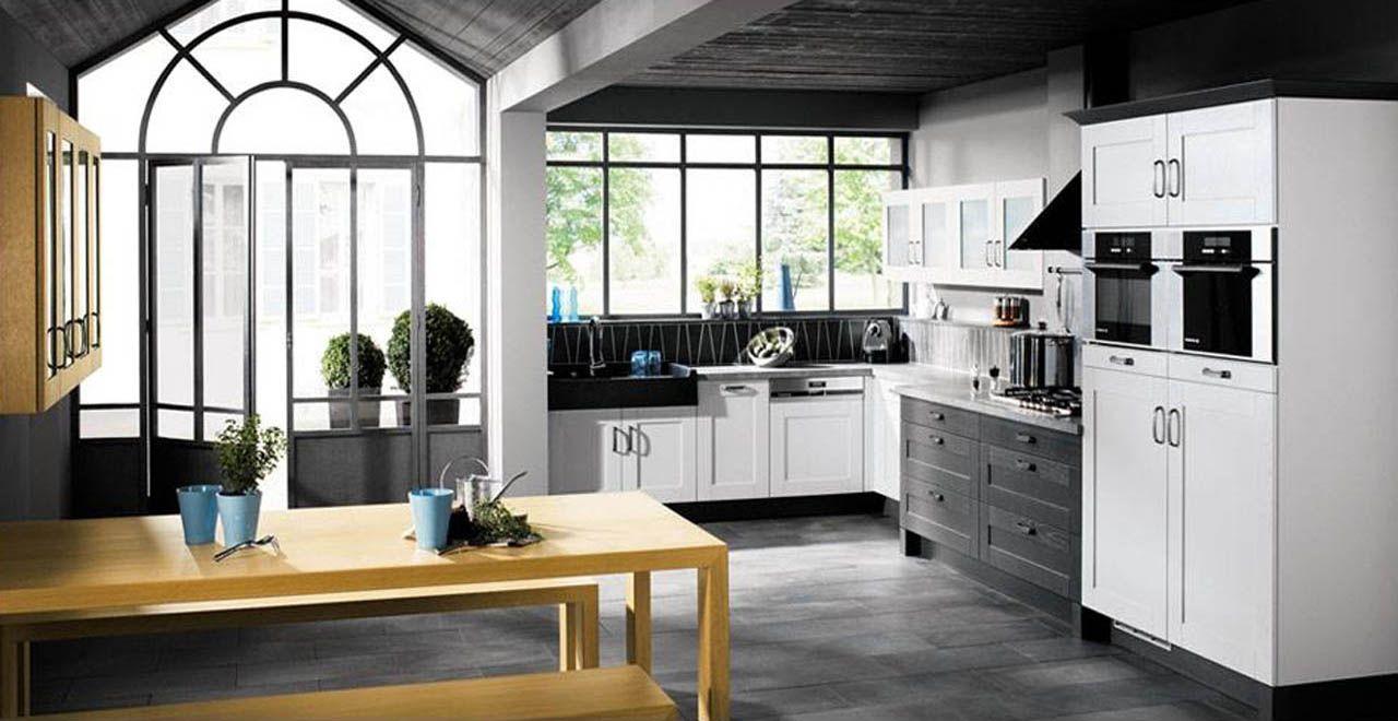 Küchenbeleuchtung ideen kleine küche awesome black and white kitchen designs by mobalpa  love the