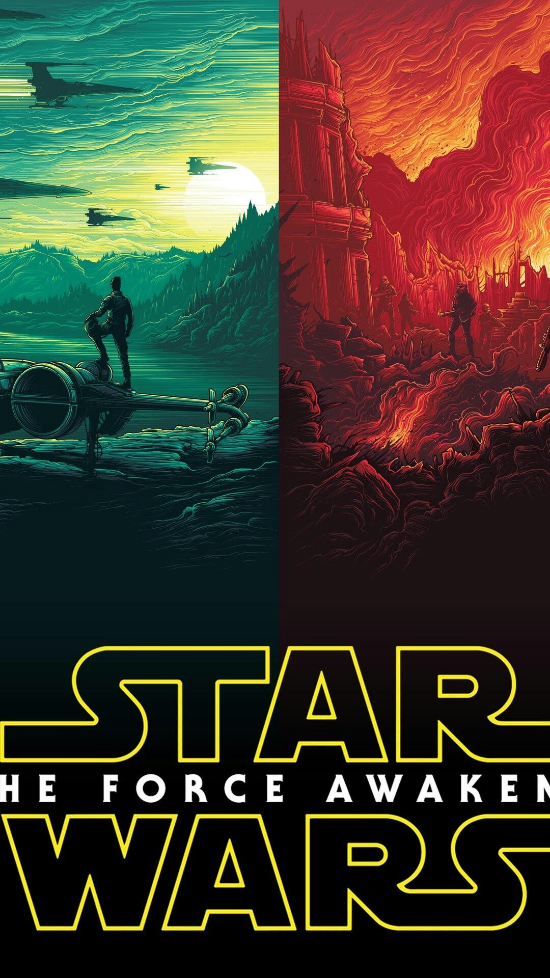 Pin by Randy Fang on Star Wars Star wars wallpaper iphone