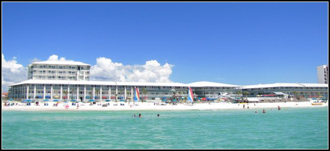 Sandpiper Beacon Beach Resort Panama City Beach Panama City