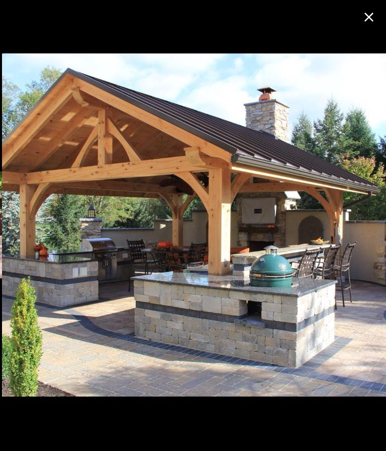 Pin By Sherry Scruggs On Outdoor Kitchens & Patios (With