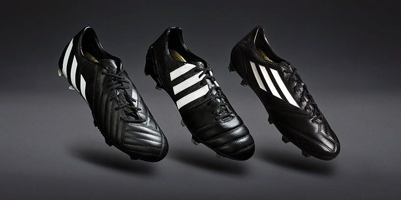 3d77fdaf8a3f Adidas re-produces F50, nitrocharge and predator boots using kangaroo  leather