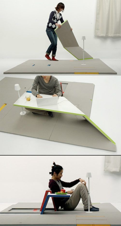 #smallspacesideas #hiddenthingsideas Land Peel - this is awesome