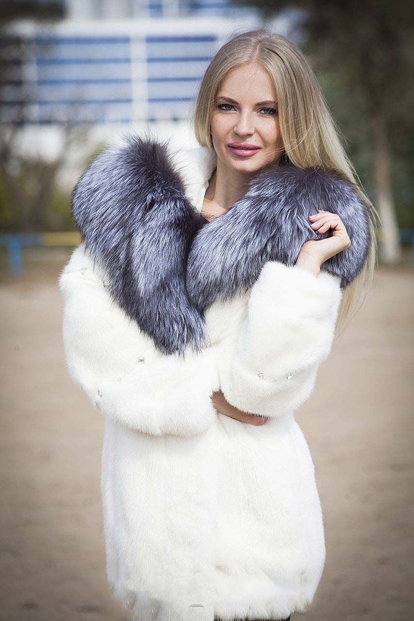 Fur coats from cropped beaver: models, tips on choosing. How to clean a fur coat from a short-haired beaver 37