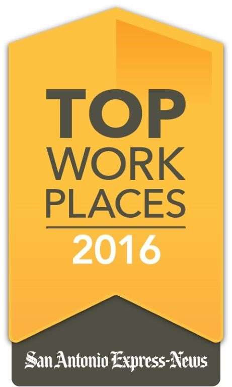 North Park Lexus at Dominion was voted one of the Top Work Places for 2016!
