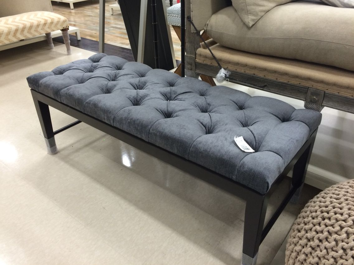 Homesense Accent Chairs In Love With This Bench Homesense Living Room Decor
