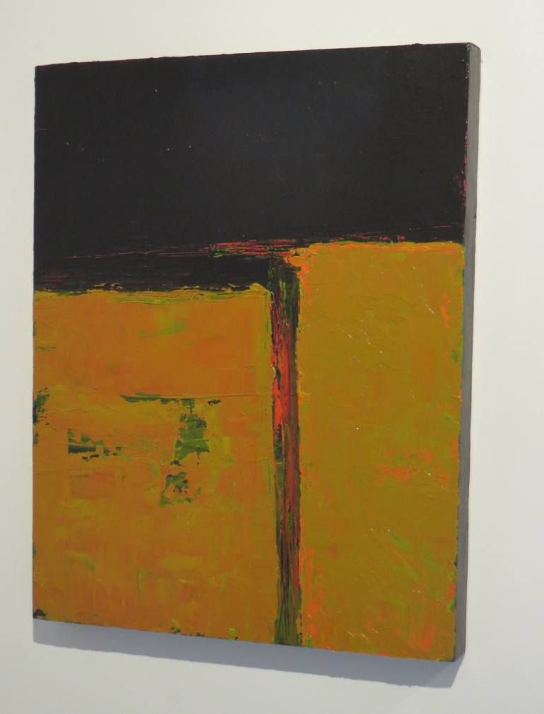 "Saatchi Art Artist robert Alexander; Painting, ""Fault"" #art"