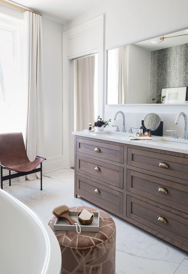 3 designers partagent leurs idées design pour la salle de bain in