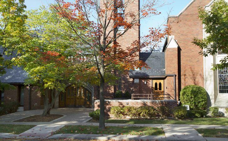 St. Mary's Episcopal Church, Park Ridge – JNKA Architects