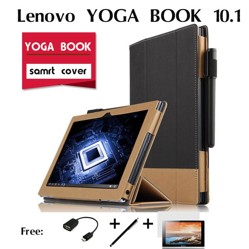 Typographic Book Cover Yoga ~ For lenovo yoga book cases holster kandy tablets support