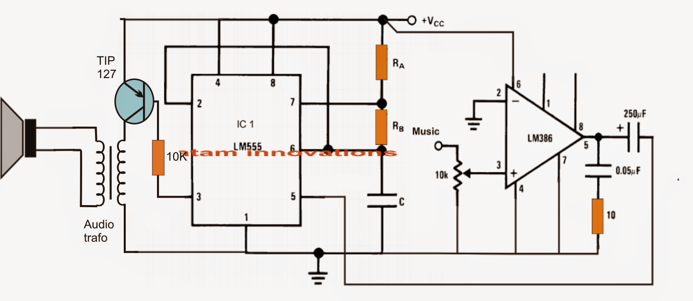 nice battery desulfator circuit diagram photos
