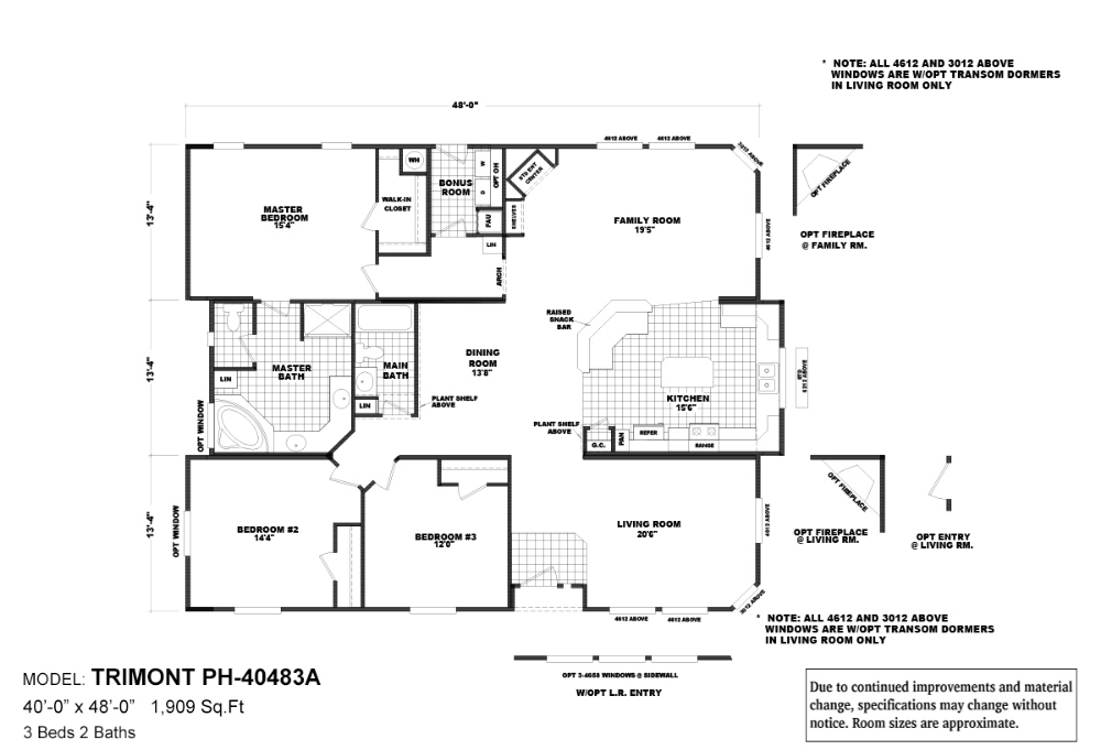 Best Pinehurst Trimont With Images Prefab Homes For Sale 400 x 300
