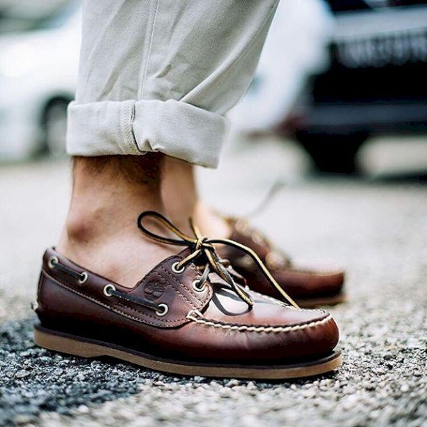 Gorgeous 63 Simple and Cool Boat Shoes Outfit for Mens from https://www