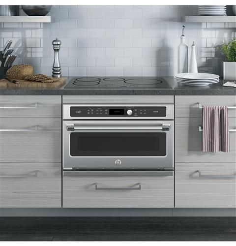countertop microwave ovens with trim kits oven inverter technology counter stainless steel interior