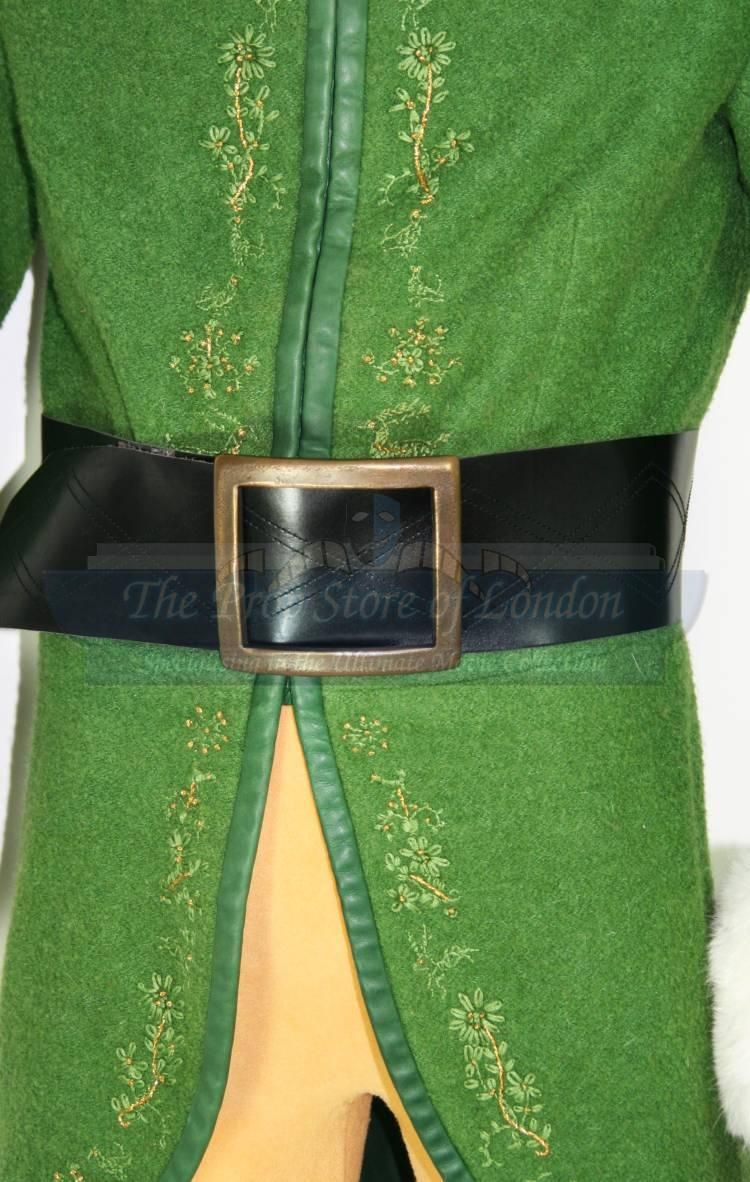 Buddy The Elf Will Ferrell Costume Prop Store Ultimate Movie Collectables Buddy The Elf Costume Elf Costume Buddy The Elf