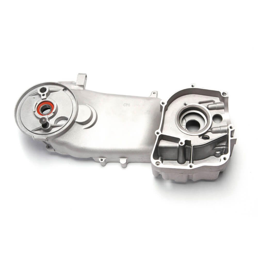 Left Crankcase Drive Cover Scooter Moped GY6 250cc Chinese