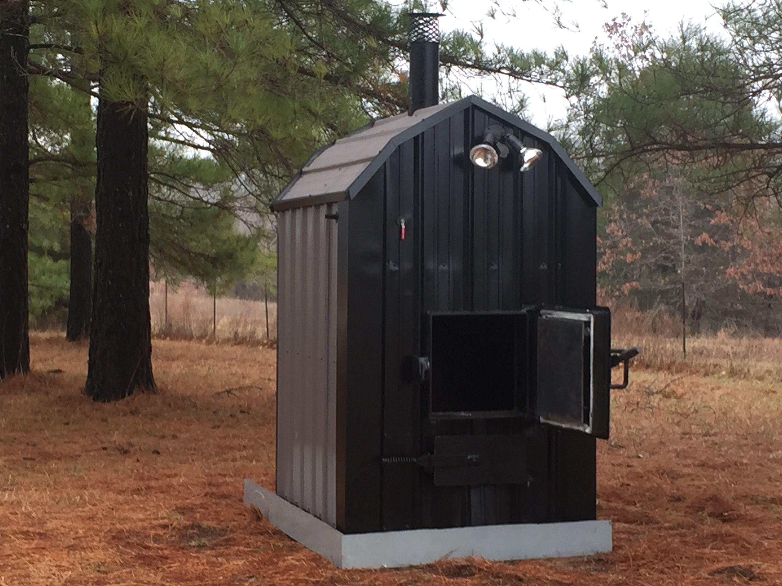 Waterless ForcedAir Wood Furnace in 2019 Wood furnace