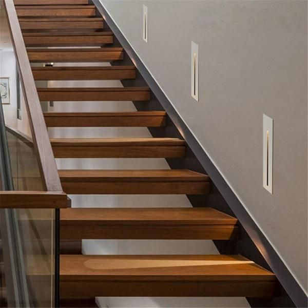 Dex - Lumière Moderne in 2020 | Recessed lighting, Stairs ...