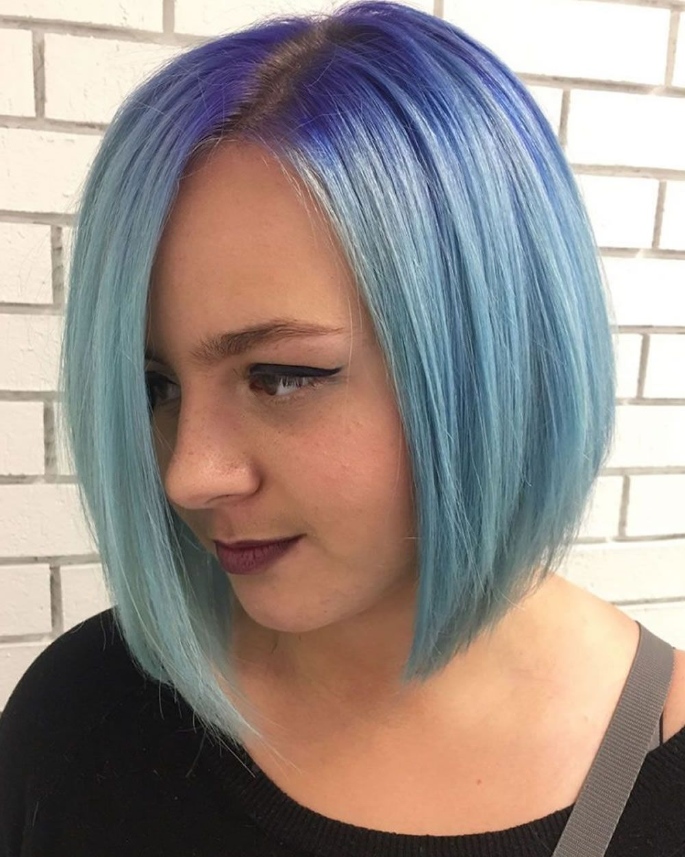 A-Line Bob Haircuts & Hair Colors for 2018 - You should see it now | Line bob haircut, Bob ...