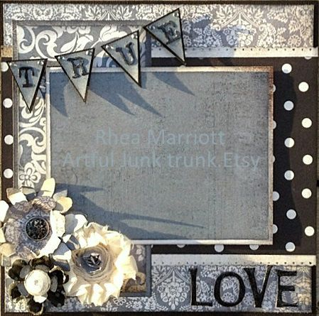 8x8 True Love Premade Scrapbook Layout by ArtfulJunkTrunk on Etsy8x8 True Love Premade Scrapbook Layout by ArtfulJunkTrunk on Etsy  . Premade Wedding Scrapbook. Home Design Ideas