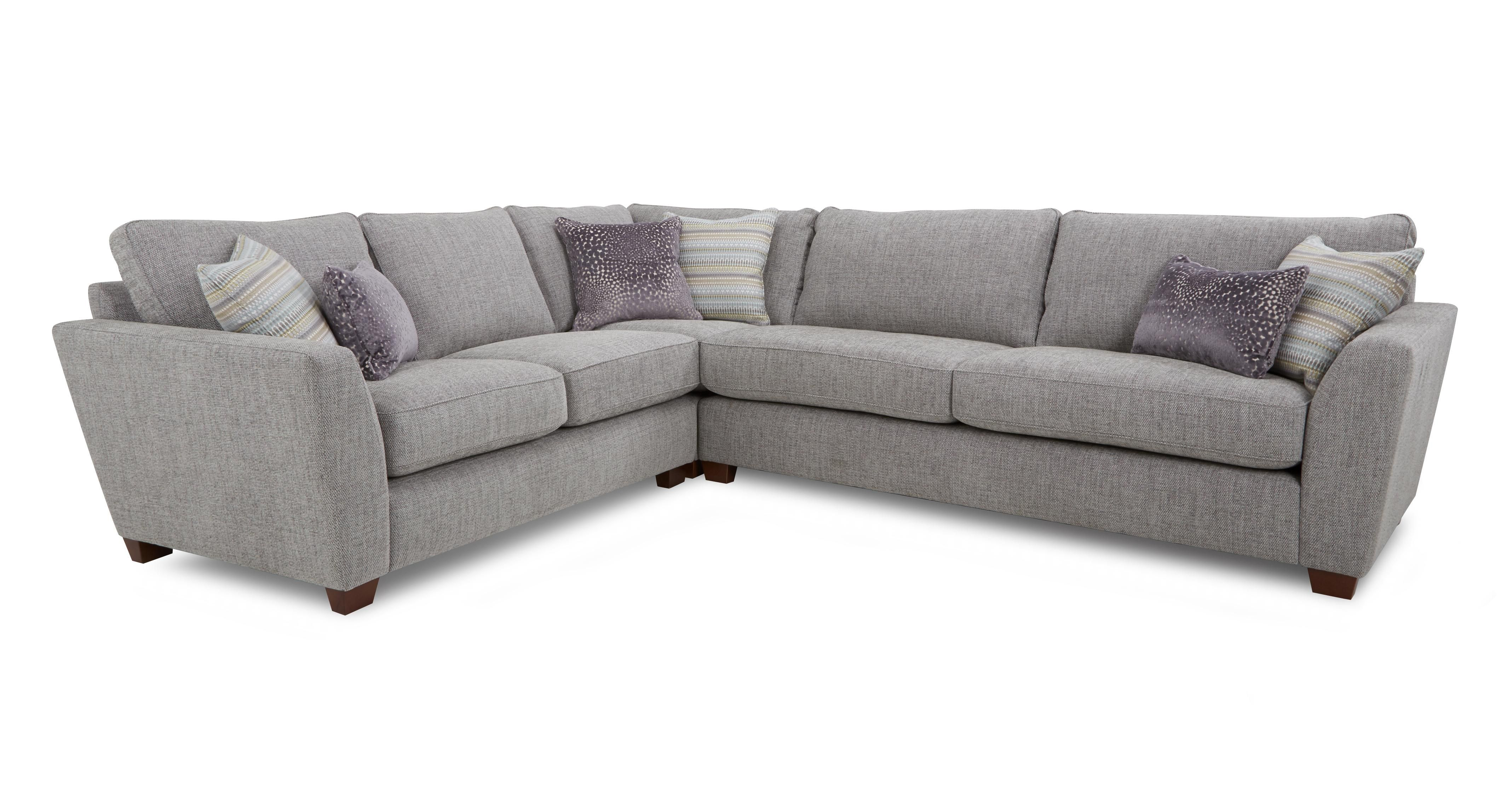 reputable site 38705 80c5a Sophia Right Hand Facing 3 Seater Corner Group Sophia | DFS ...