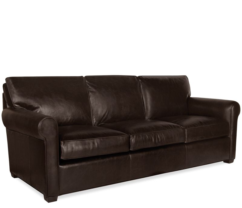 Three Cushion Leather Sofa Extra Deep Leather Sofa Cushion Cover