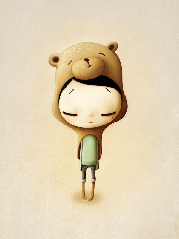 Teddy is dead by Marie Breuer