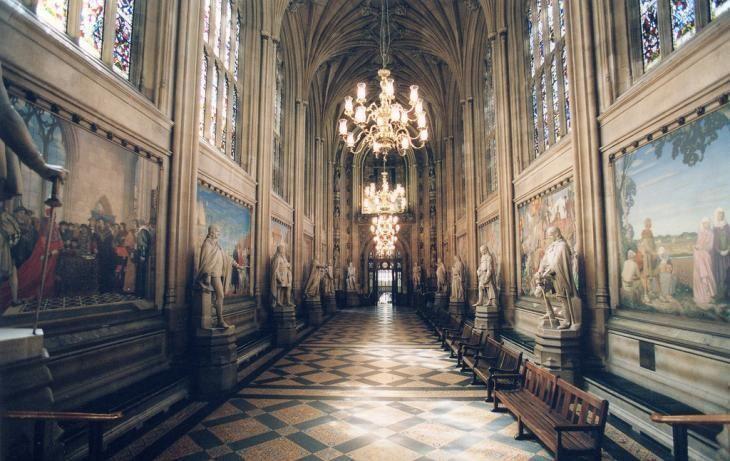 Explore the corridors of power. | UCL Break | Pinterest | Corridor ...