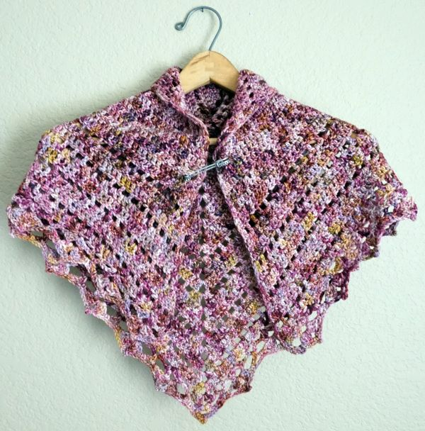 Cera Boutique: Brambleberry Shawl Crochet Pattern | Crochet ideas ...