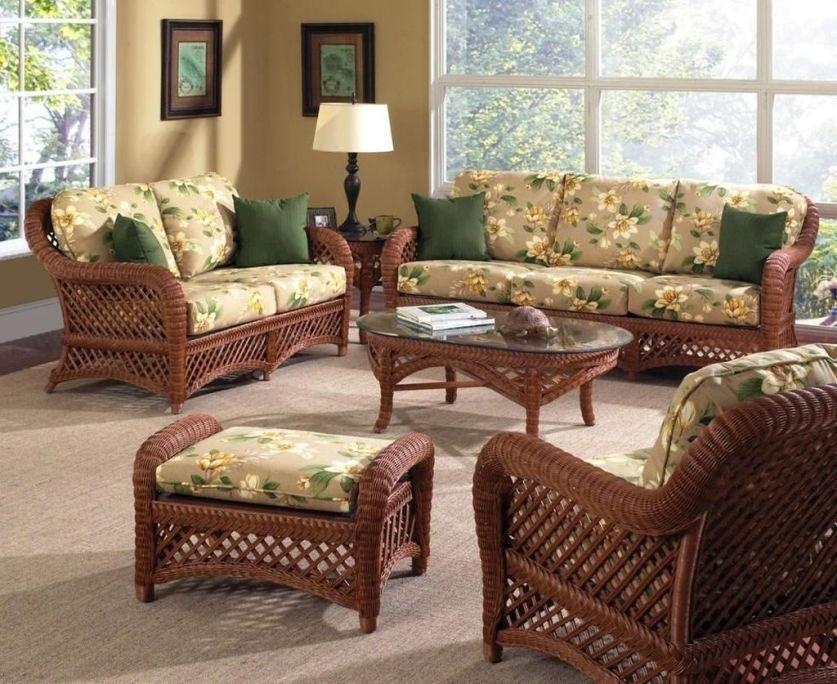 34 Nice Indoor Wicker Furniture Ideas, Indoor Wicker Furniture Clearance
