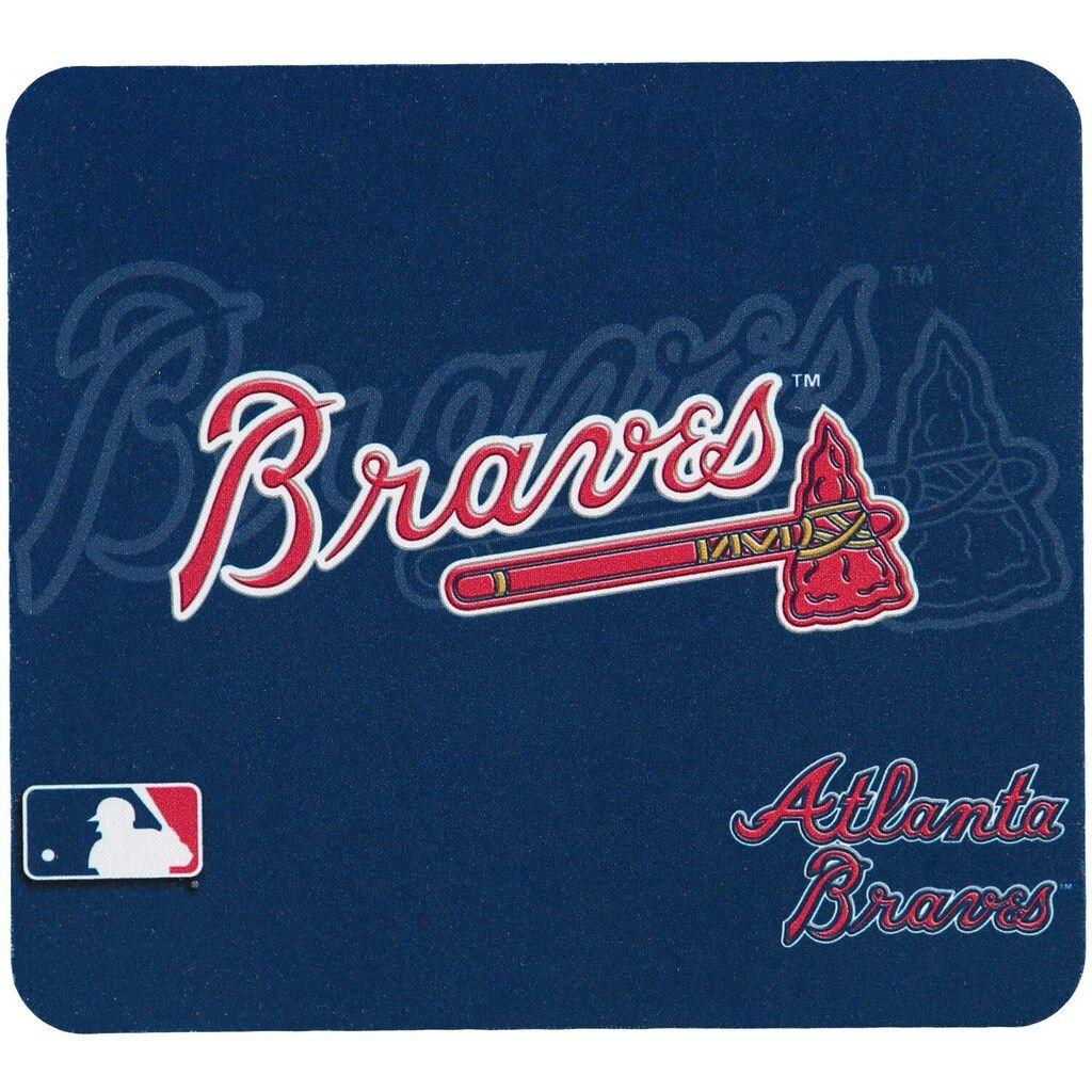 Atlanta Braves 3d Mouse Pad Brv Blue Atlanta Braves Atlanta Neon Signs