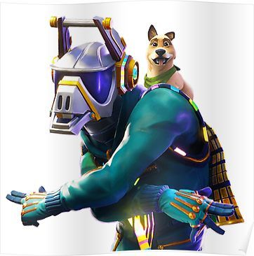Fortnite Battle Royale Dj Llama Skin Season 6 Poster Products