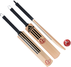 adidas BB Foam Cricket Set